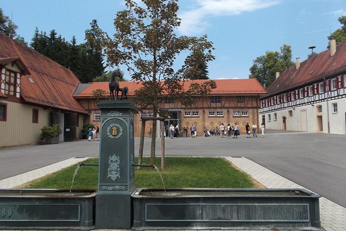 Gestütshof Marbach
